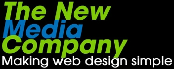 The New Media Company, making web site design simple